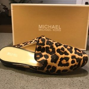 NEW Michael Michael Kors Slides